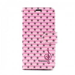 Funda Libro Pink Huawei Y5 II / Y6 II Compact