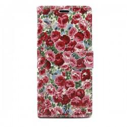 Funda tapa Rosas Xiaomi Redmi Note 5A Prime
