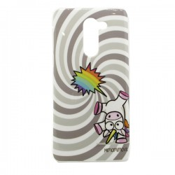 Funda Rainbow Unicorn Honor 6X/Gr5-2017