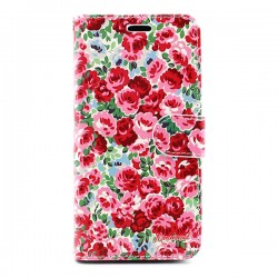 Funda Flores iPhone X