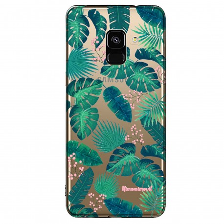 Funda Tropical Galaxy A8-2018