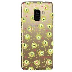 Funda Monstruos Galaxy A8-2018