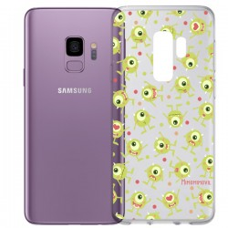 Funda Monstruos Galaxy S9