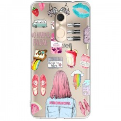 Funda Collage U5 3G
