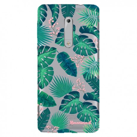 Funda Tropical Nokia 5