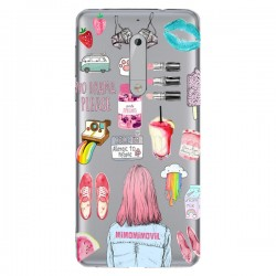 Funda Collage Nokia 3