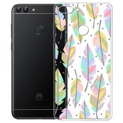 Funda Plumas Huawei P Smart