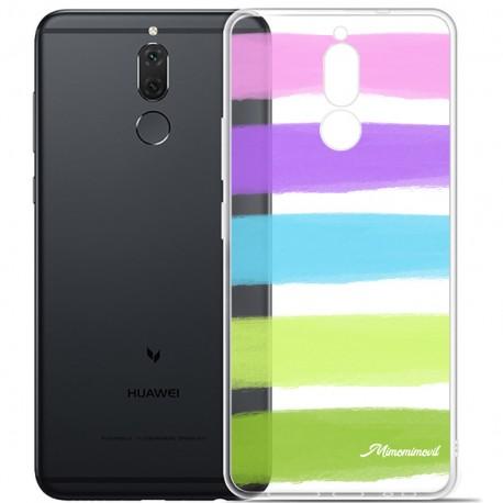 Funda Acuarela Huawei Mate 10 Lite