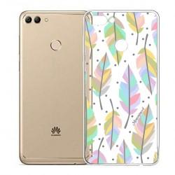 Funda Plumas Huawei Y9 2018