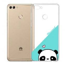 Funda Panda Huawei Y9 2018