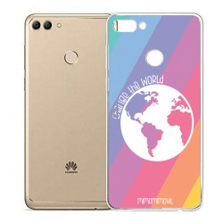 Funda World Huawei Y9 2018