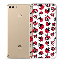 Funda Mariquitas Huawei Y9 2018