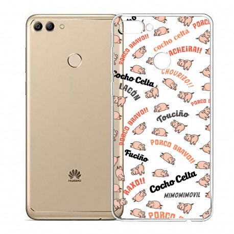 Funda Cocho Huawei Y9 2018