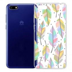 Funda Plumas Huawei Y5 2018