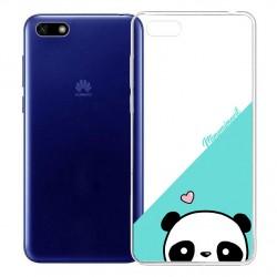 Funda Panda Huawei Y5 2018