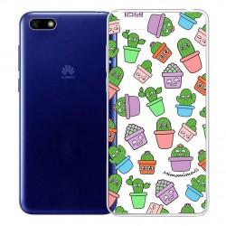 Funda Cactus Huawei Y5-2018