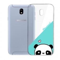 Funda Panda Galaxy J7 2017