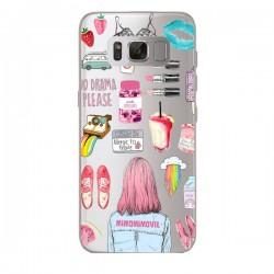 Funda Collage Galaxy S8 Plus