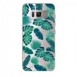Funda plantas Galaxy S8 Plus