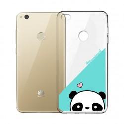 Funda Panda Huawei P8 Lite 2017