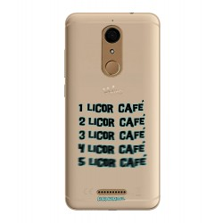 Funda Licor Café Wiko VIEW