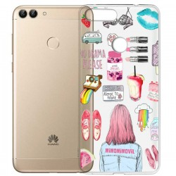 Funda Collage P20 Pro