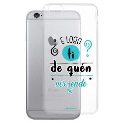 Funda De quén ves sendo iPhone