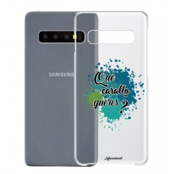 Funda Galaxy S10 Carallo
