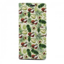 Funda de tapa Aguacate Galaxy Note 8
