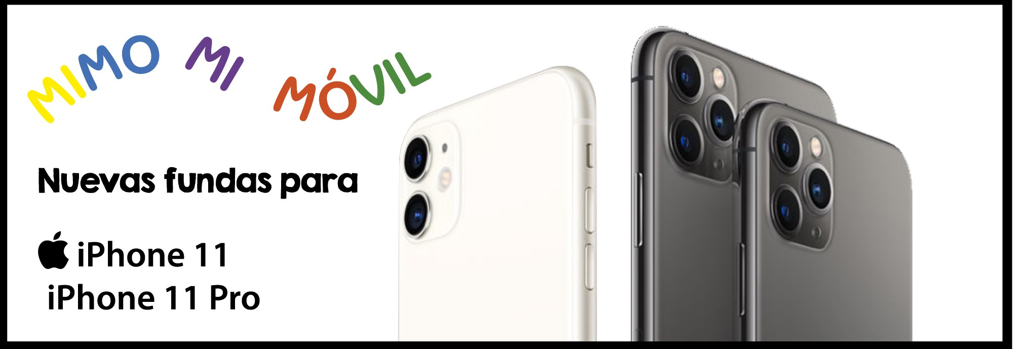 Fundas iPhone 11